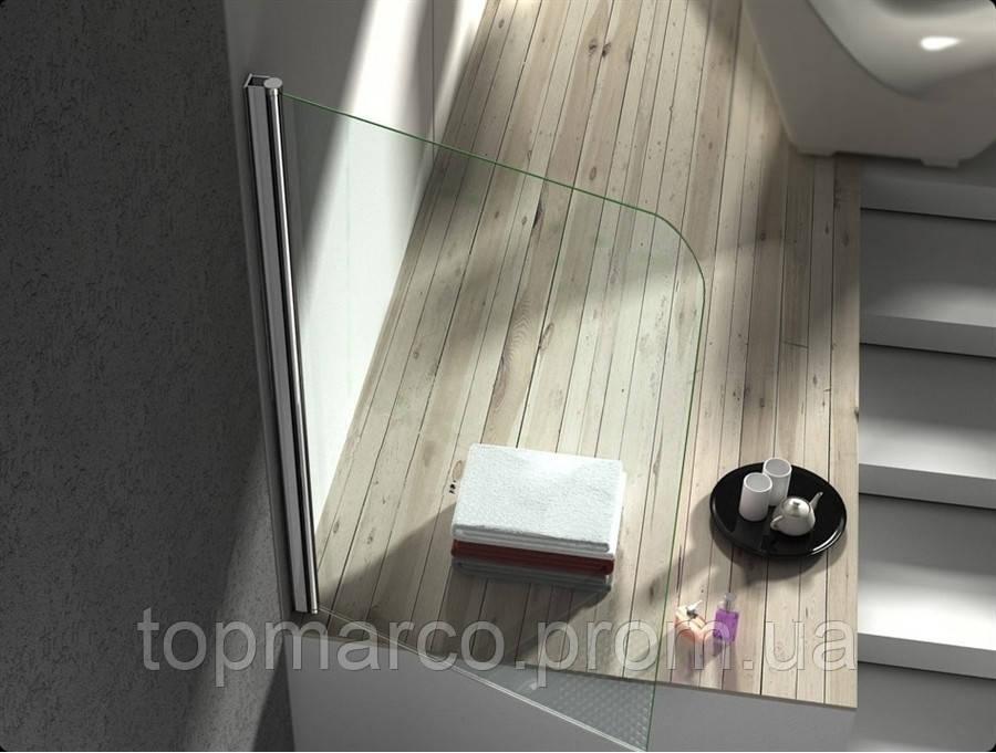 Шторка для ванны  Victorio 70 см 3