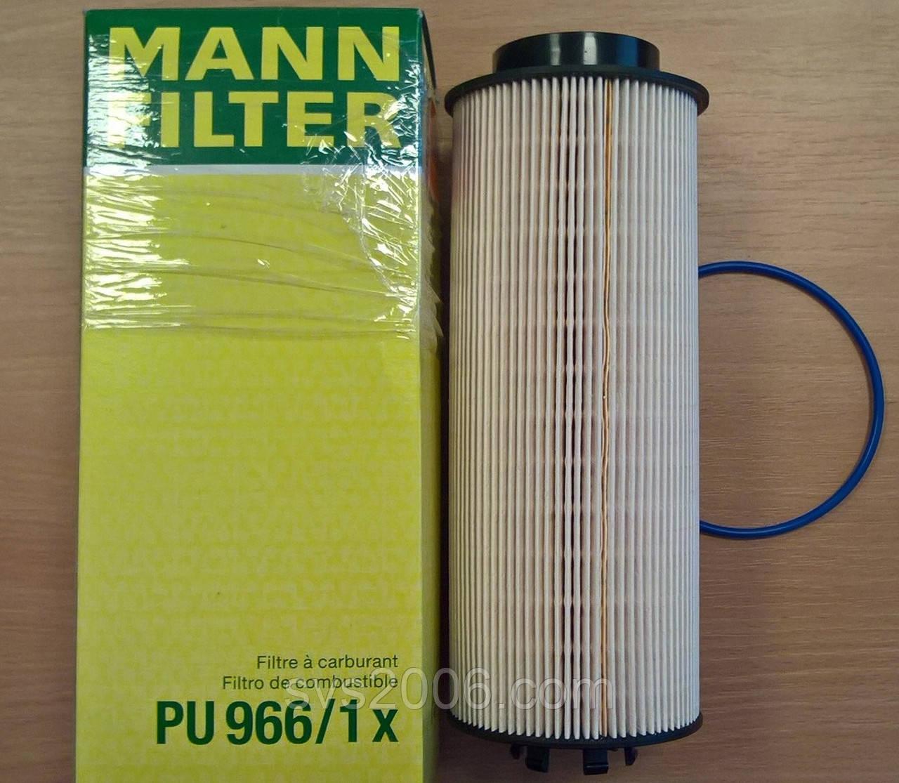 Фильтр топливный DAF XF, CF MANN PU966/1x