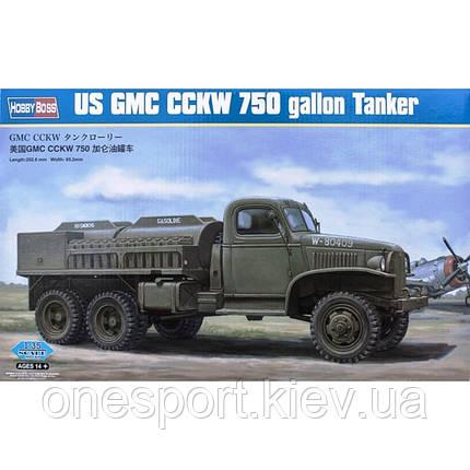 Грузовик GMC CCKW 750 gallon Tanker Version + сертификат на 50 грн в подарок (код 200-266763), фото 2