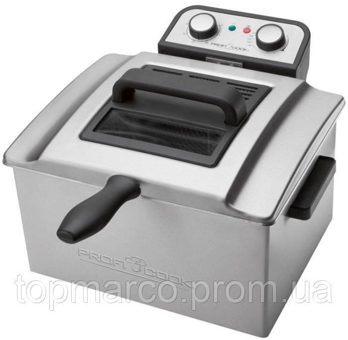 Фритюрница PROFI COOK PC FR1038 3000W 5л
