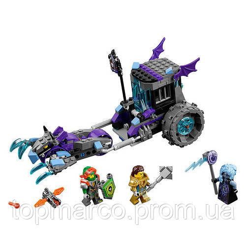 LEGO Nexo Knights Сокрушительный Автомобиль Руины