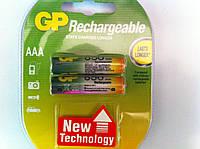 Аккумулятор GP AAA NiMH R03 850 mAh (85AAAHC), фото 1