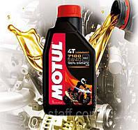 Масло для 4-х тактных двигателей мотоцикла Motul 7100 4T 5W40 (1л)