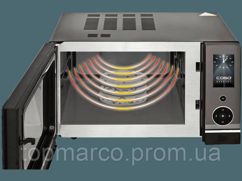 Мікрохвильова піч з сенсорним керуванням СASO 4