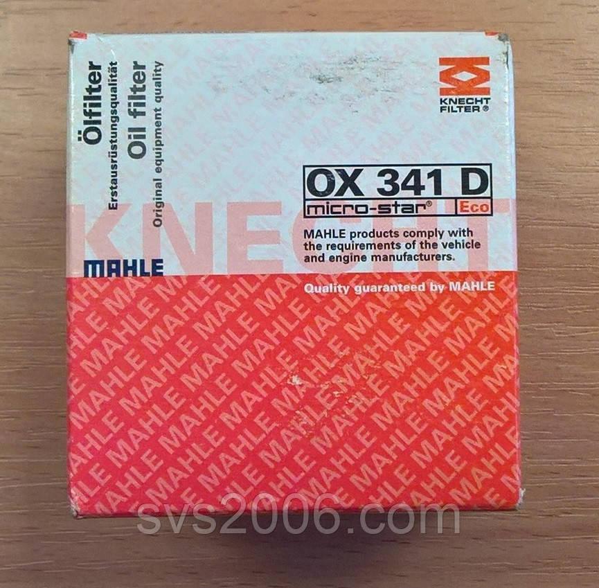 Фильтр масляный AUDI A3 Knecht OX341D
