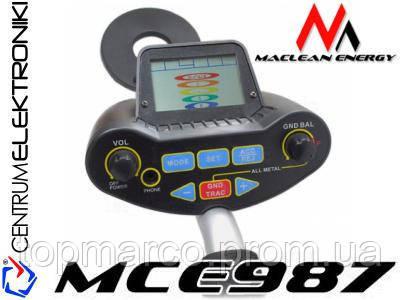 Металошукач  Маклін MCE-987!!
