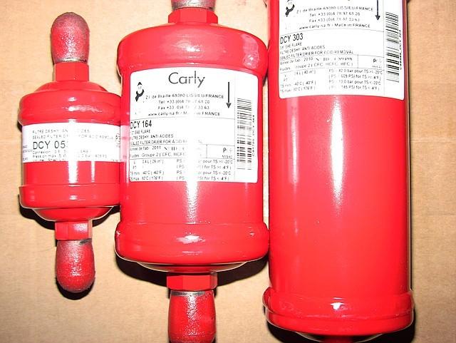 Фильтр-осушитель DCY 304 Carly (1/2»)