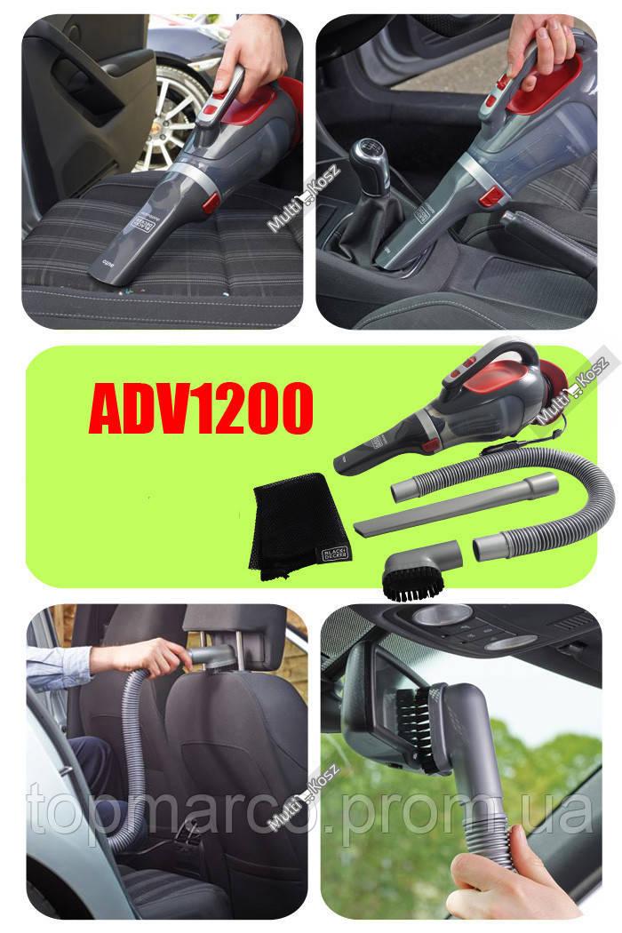 ПИЛОСОС CAR ADV1200 NEW! 2