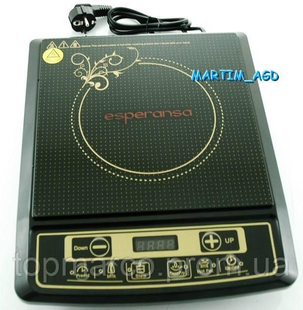 Електроплита Індукційна  2000W 1445L !!
