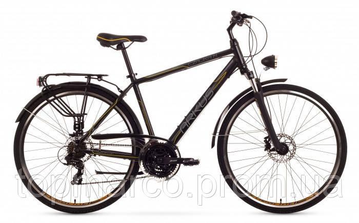 Велосипед ROMET ARKUS CZAJKA DISC, рама 19