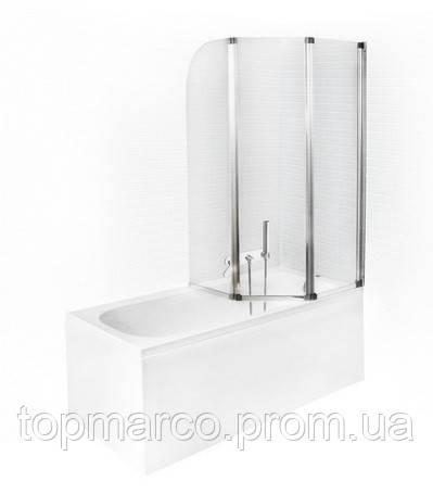 Шторка для ванны  Besco PMD Ambition - 3 120x140 4