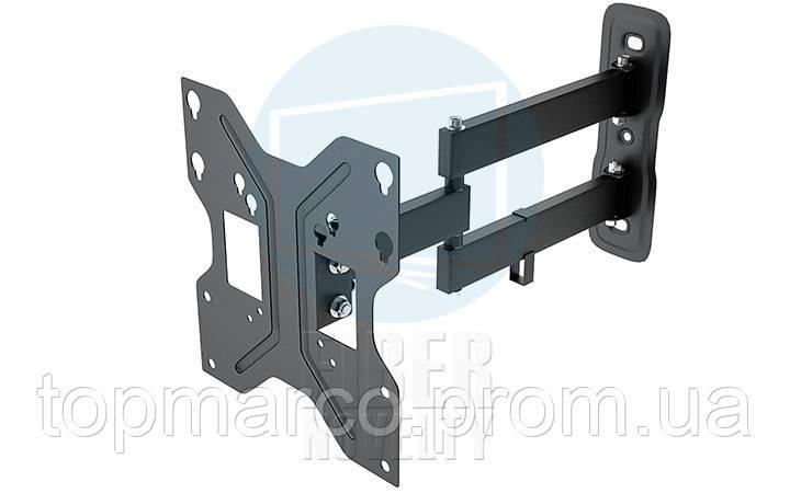 Alcest - Прочный регулируемый кронштейн для ЖК-мониторов и телевизоров LED 23