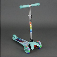 Самокат детский трехколесный Mini 779-15 FROZEN (Фроузен) ***