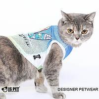 Футболка для кошек «Гаваи» М/гол