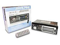 Автомагнитола Alpine 1169 съемная панель