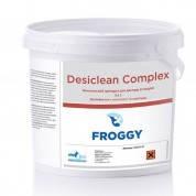 FROGGY Desiclean Complex 3в1 (Фрогги, дезинфектант, флокулянт и альгицид, 10 кг)