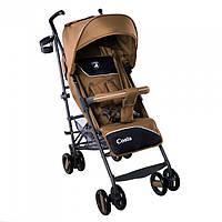 *Детская прогулочная коляска Carrello Costa Amber Brown CRL-1409