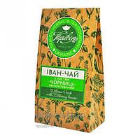 Фиточай Иван-чай с листьями черники ТМ Травень 75г