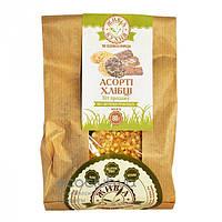 Ассорти хлебцов Жива Кухня 80г