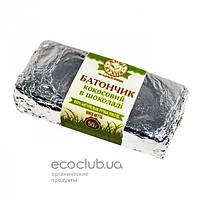 Батончик кокосовый в шоколаде Жива Кухня 50г