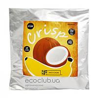 Конфеты Крисп Банан-кокос ТМ Эко-снэк 60г
