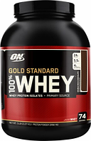 100% Whey Gold Standard Optimum Nutrition (протеин голд стандарт)  900 г, США, пачка, french vanilla creame
