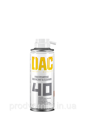DAC (WD) 40 200 мл - універсальна змазка, фото 2