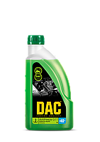 Антифриз Dac G11 Heavy Duty (зеленый) 1000 мл