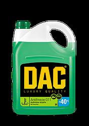 Антифриз G11 5 л (зелений)/DAC Antifreeze G11 Heavy duty 5L (green)