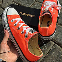 КЕДЫ Converse CTAS OX HYPER ORANGE 155736C