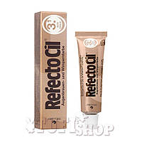 Краска для бровей и ресниц Refectocil №3.1 - светло-коричневый,15 мл