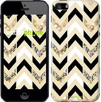 """Чехол на iPhone SE Шеврон 10 """"3355c-214"""""""