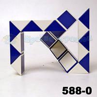 Логика-змейка 588-0 (216шт/2)в пакете 12*8см