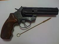 """Револьвер под патрон флобера Stalker 4.5"""" рукоять под дерево"""
