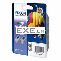 Картридж EPSON St Color 880 black(double) (C13T01940210)