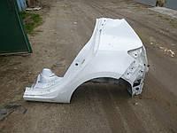 Крыло заднее левое (Хечбек) Renault Megane III 09-13 (Рено Меган 3), 760317816R