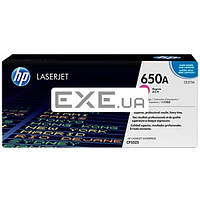 Картридж HP CLJ 650A magenta / CP5525 (CE273A)