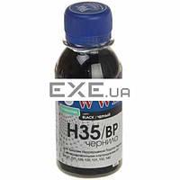 Чернила WWM HP № 21/ 121/ 129/ 130/ 132/ 140 BlackPg (H35/BP-2)