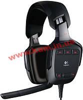 Гарнитура LOGITECH Gaming G35 Surround sound headset (981-000549)