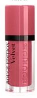 Bourjois Помада для губ жидкая, устойчивая с матовым эффектом Rouge Edition Velvet