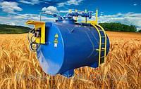 Персональная МИНИ АЗС, объем 5000-10 000 литров. АЗС для топлива. Толпивозаправщик на 10000литров