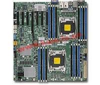 Серверная материнская плата SUPERMICRO X10DRH-C-O (MBD-X10DRH-C-O)