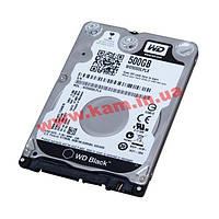 "Жесткий диск WD Black / WD5000LPLX/ 500GB/ 7200 RPM/ 32MB Cache/ SATA 6.0Gb/ s/ 2.5""/ ( (WD5000LPLX)"