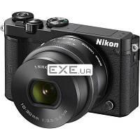 Цифровой фотоаппарат Nikon 1 J5 +10-30mm PD-Zoom Kit Black (VVA241K001)