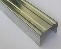 Профиль для гипсокартона UD-27 3 м. 0,45