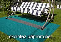 Модульное пластиковое покрытие для садовых дорожек, фото 1