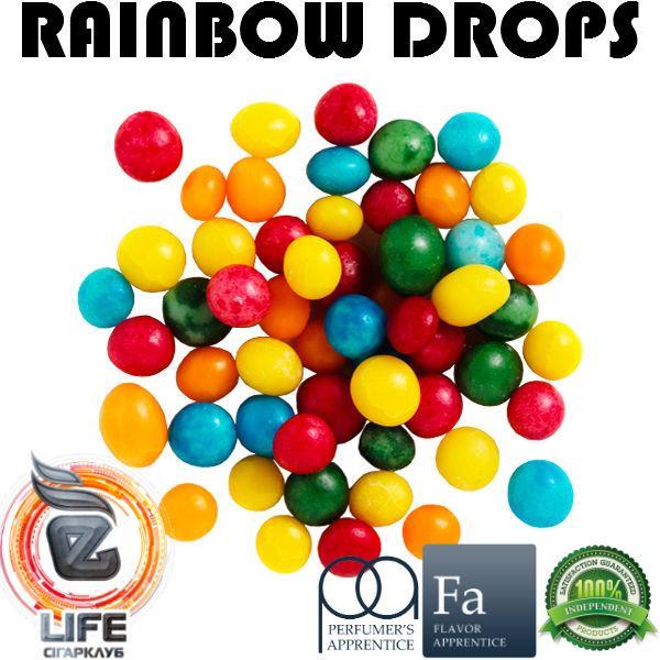 Ароматизатор TPA Rainbow Drops Flavor (Конфеты в фруктовой глазури)