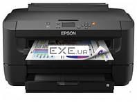 Принтер А3 Epson WorkForce WF7110DTW c WI-FI (C11CC99302)
