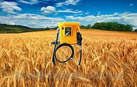 Топливораздаточная колонка для дизельного топлива без пьедестала VISION 60, 220В, 60-100 л/мин. ТРК