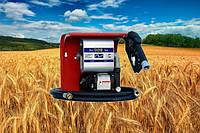 Топливораздаточная колонка для заправки дизельного топлива со счетчиком Hi-Tech, 220В, 60 л/мин. ТРК